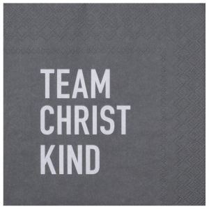 "Räder Servietten ""Team Christ Kind"" 33 x 33 cm"